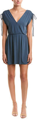 BCBGeneration Crossover Mini Dress