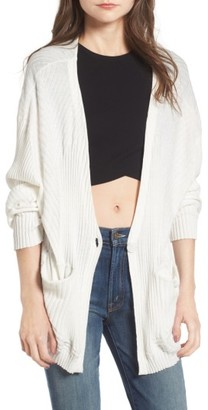 Women's Wildfox I'M Busy Cardigan