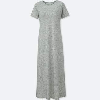 Uniqlo Women's Short-sleeve Long Bra Dress