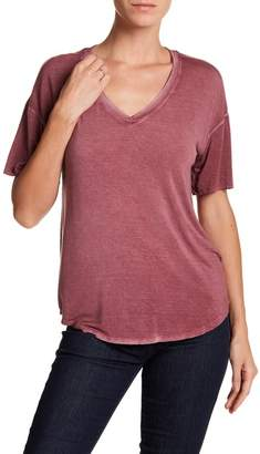 Abound Washed V-Neck Tee