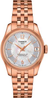 Tissot Classic Powermatic 80 Chronometer Bracelet Watch, 30.6mm