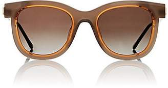 Thierry Lasry Women's Savvvy Sunglasses - Beige, Tan