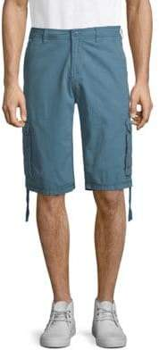 Buffalo David Bitton Cotton Cargo Shorts