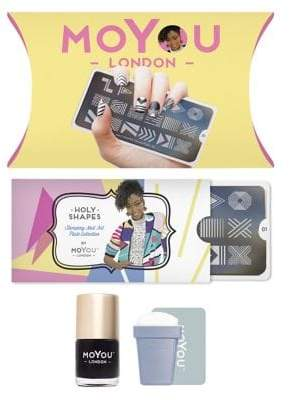 MoYou London Holy Shapes Nail Starter Kit