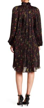 Opening Ceremony Floral Pleated Dress
