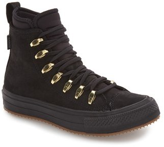 Women's Converse Chuck Taylor All Star Counter Climate - Quick Strike Water Repellent High Top Sneaker $139.95 thestylecure.com