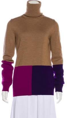 Altuzarra Merino Wool Colorblock Sweater