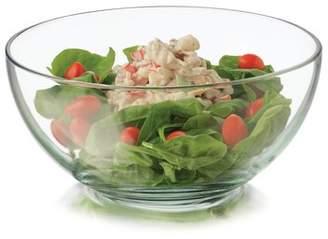 Libbey Selene Glass Salad Bowl