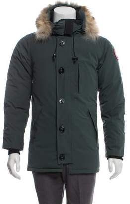 Canada Goose Chateau Fur-Trimmed Parka
