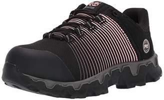 Timberland Women's Powertrain Sport Alloy Toe SD+ Industrial Boot Black