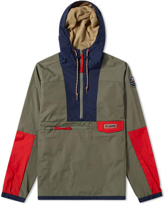 Columbia Hood River 1991 Pullover Jacket