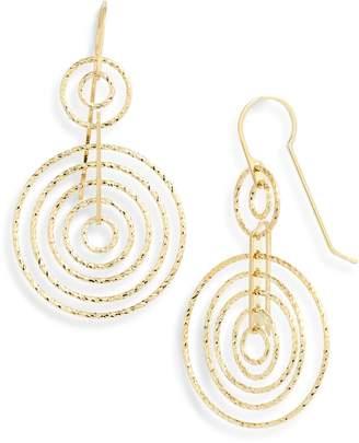 KAREN LONDON Enchanted Statement Earrings