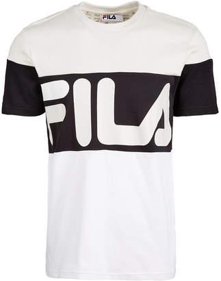 Fila Men Vialli Colorblocked T-Shirt