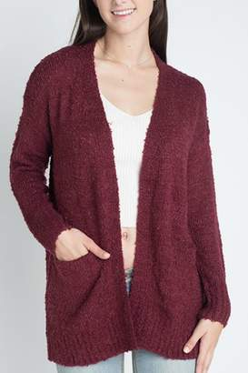 Debut Cardigan With Pockets