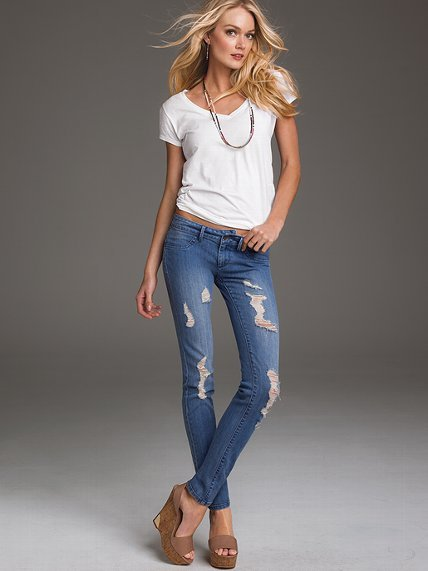 Victoria's Secret Siren Legging Jean