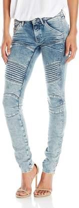 G Star Women's 5620 Custom Mid Rise Skinny Fit Jean in Tobin