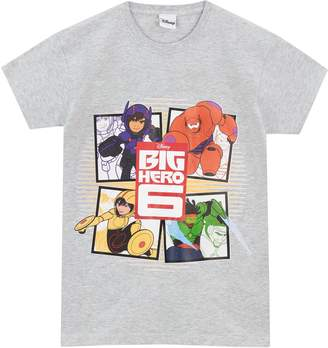 Disney Boys' Big Hero T-Shirt