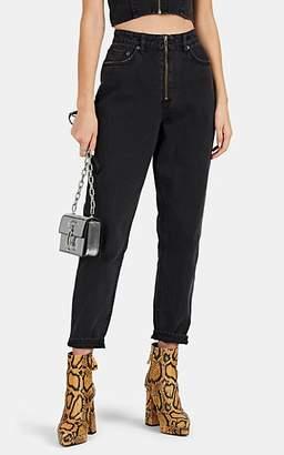Ksubi Women's Arrow High-Rise Skinny Jeans - Black