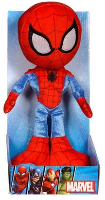 Marvel 'Action Range - Spiderman' 10Inch Soft Toy