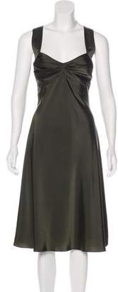 Calvin Klein Sleeveless Midi Dress w/ Tags