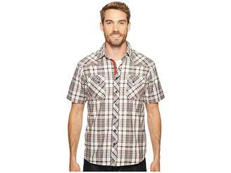 Ecoths Rowan Short Sleeve Shirt Men's Short Sleeve Button Up