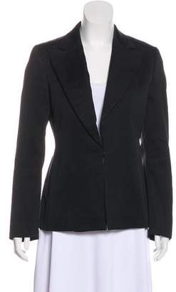 Gucci Structured Long Sleeve Blazer