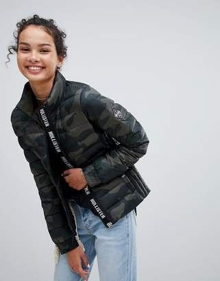 Hollister down padded jacket
