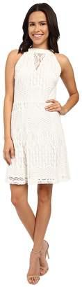 Christin Michaels Eden Sleeveless Lace Dress Women's Dress