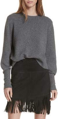 Frame Puff Sleeve Sweater