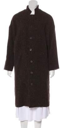 eskandar Wool Long Coat