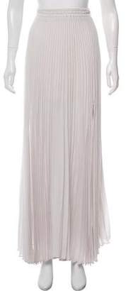 Brunello Cucinelli Pleated Maxi Skirt w/ Tags