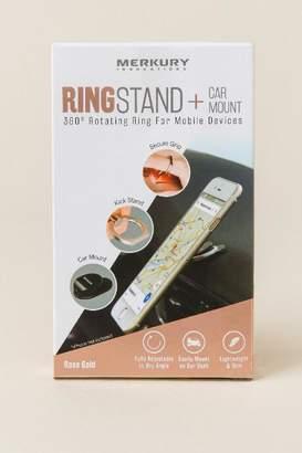 Merkury iPhone Rose Gold Ring Stand