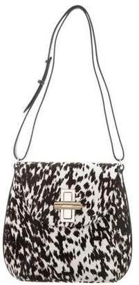 Jason Wu Suvi Ponyhair Saddle Bag