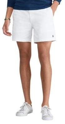 Polo Ralph Lauren Classic-Fit Stretch Shorts