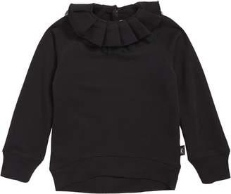 Nununu Victorian Ruffle Sweatshirt