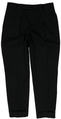 Marni Pleated Skinny Pants