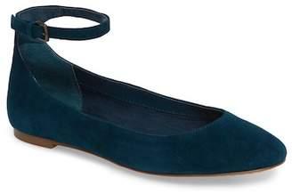 Treasure & Bond Jules Ankle Strap Ballet Flat