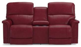 La-Z-Boy Oscar Power Leather Reclining Loveseat La-Z-Boy