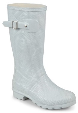 Journee Collection Drizl Rain Boot