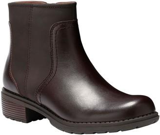 Eastland Leather Zipper Boots - Meander