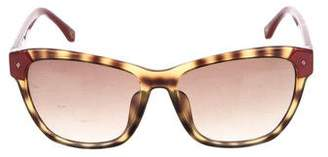 Michael Kors Zoe Wayfarer Sunglasses