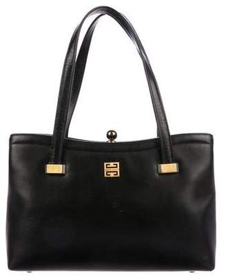 Givenchy Vintage Leather Handle Bag