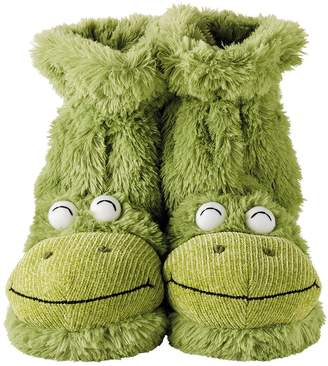 Aroma Home Aromahome Fun for Feet Frog Slipper Boots