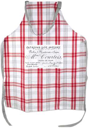 +Hotel by K-bros&Co Hotel Plaid 'n Patch Apron