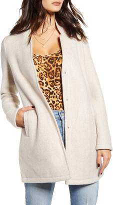 Vero Moda Katrine Brushed Fleece Jacket -