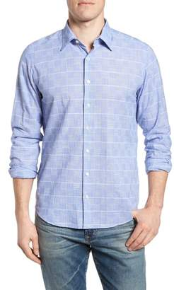 Rodd & Gunn Tussock Creek Regular Fit Check Sport Shirt