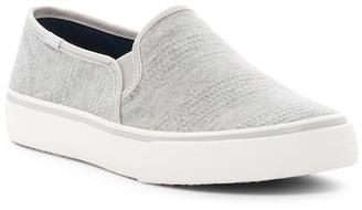Keds Double Decker Jersey Slip-On Sneaker $55 thestylecure.com