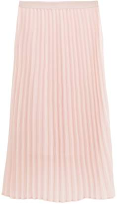 87e0c280f9 La Redoute COLLECTIONS Pleated Maxi Skirt