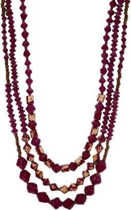 3.1 Phillip Lim Bits Mystic Multi Layers Necklace