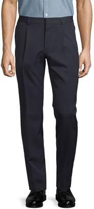 Valentino Men's Classic Wool Day Pants